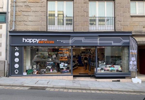 Ouvrez une franchise de vente d'objets de seconde main, avec Happy Cash Services